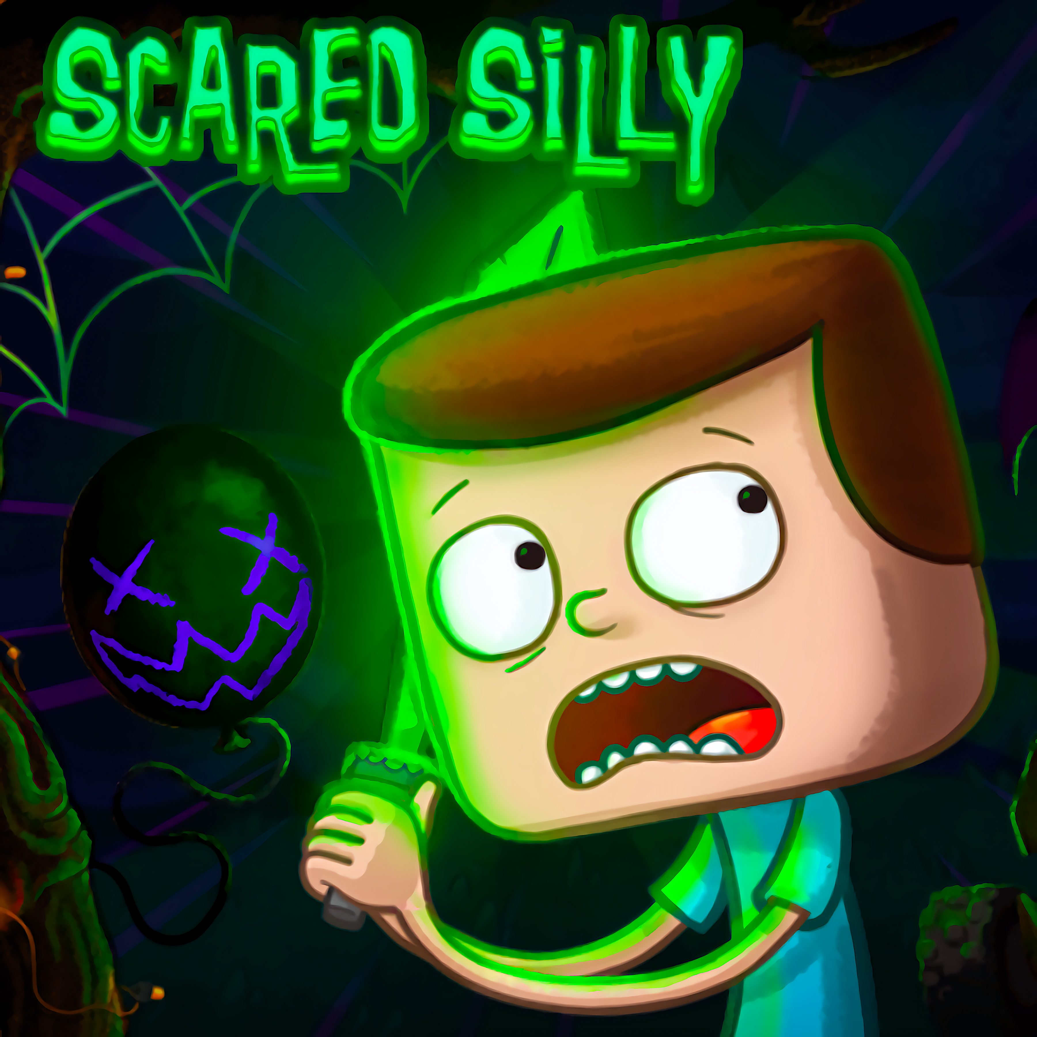 Scared Silly - Clarence