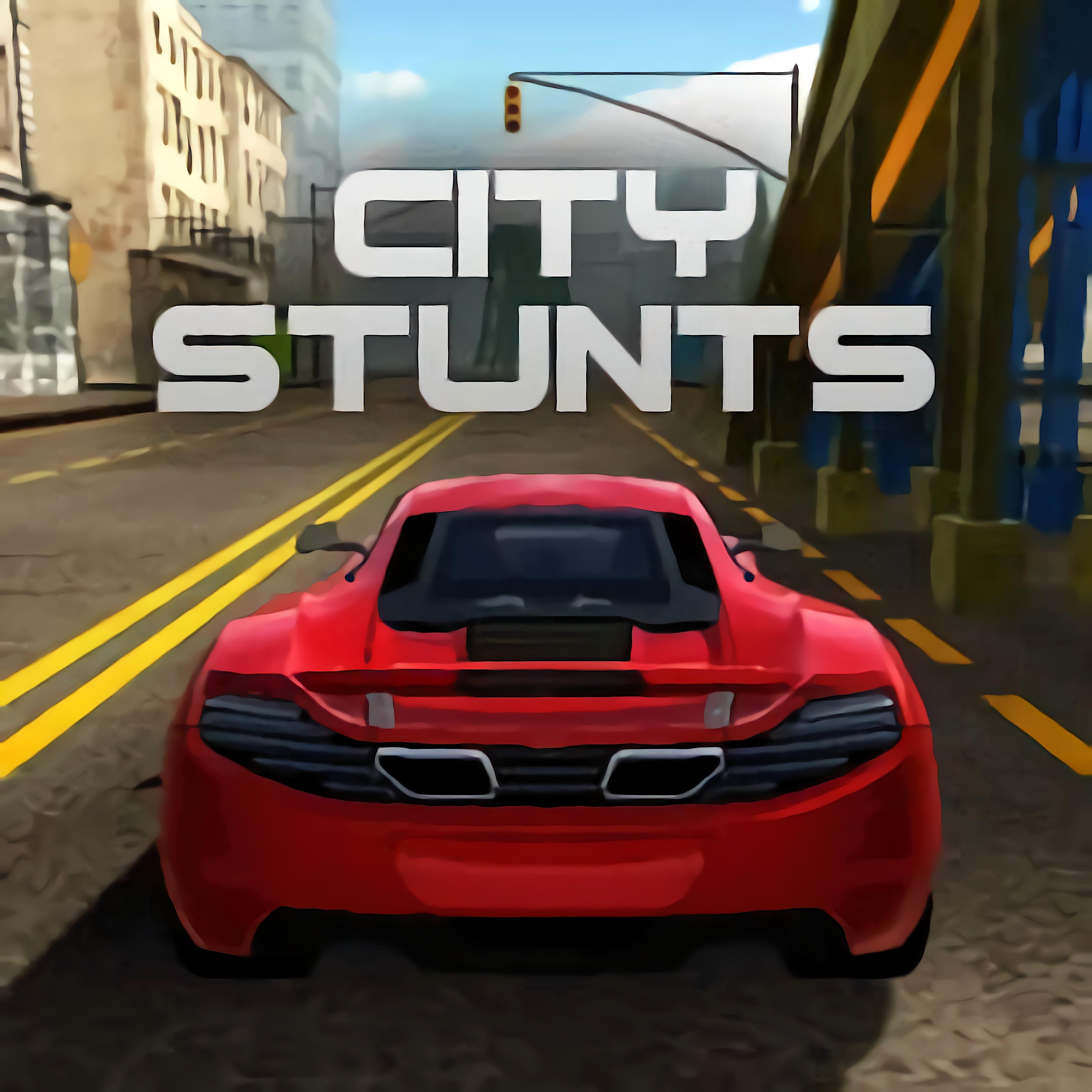 City Stunt Cars