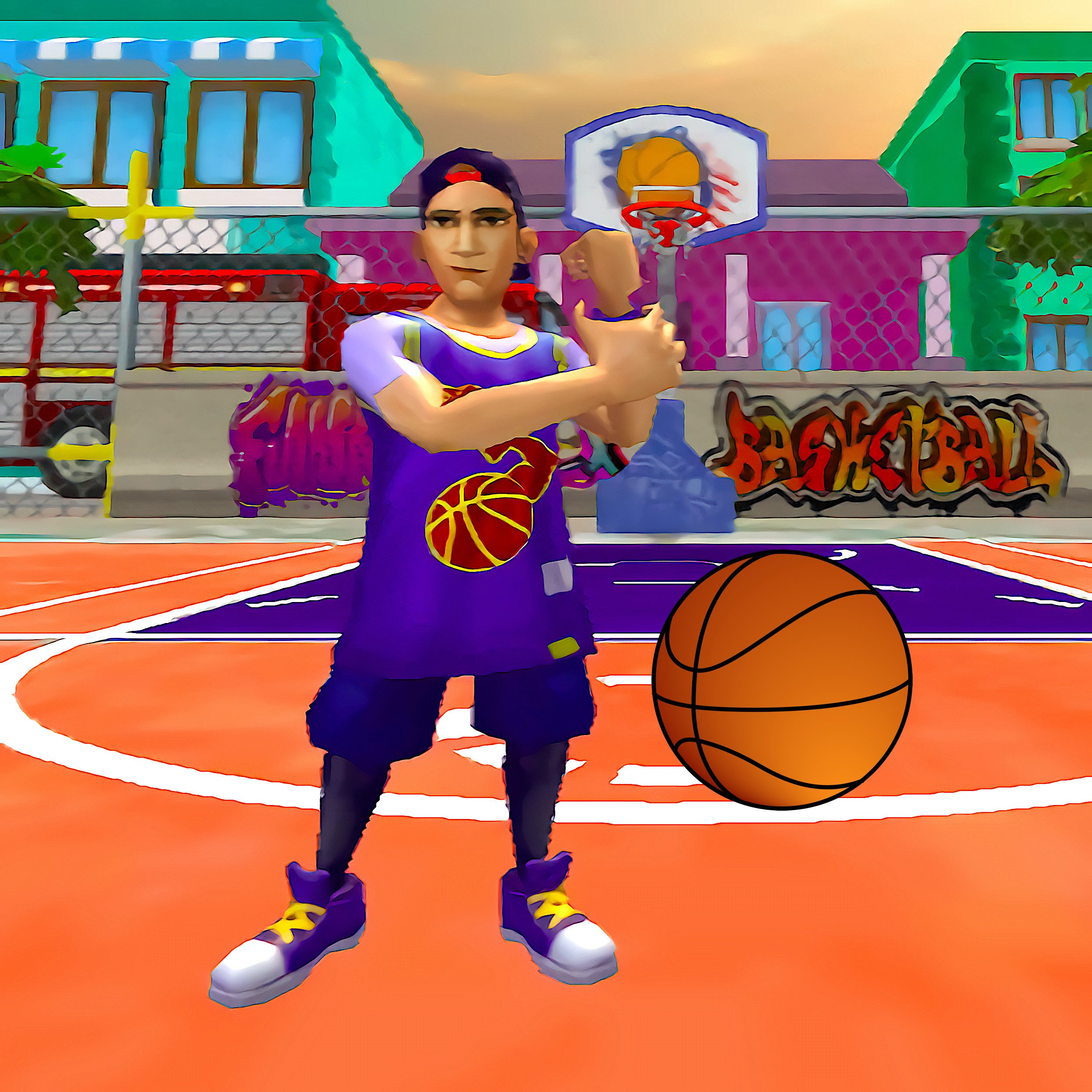 Basketball.iO