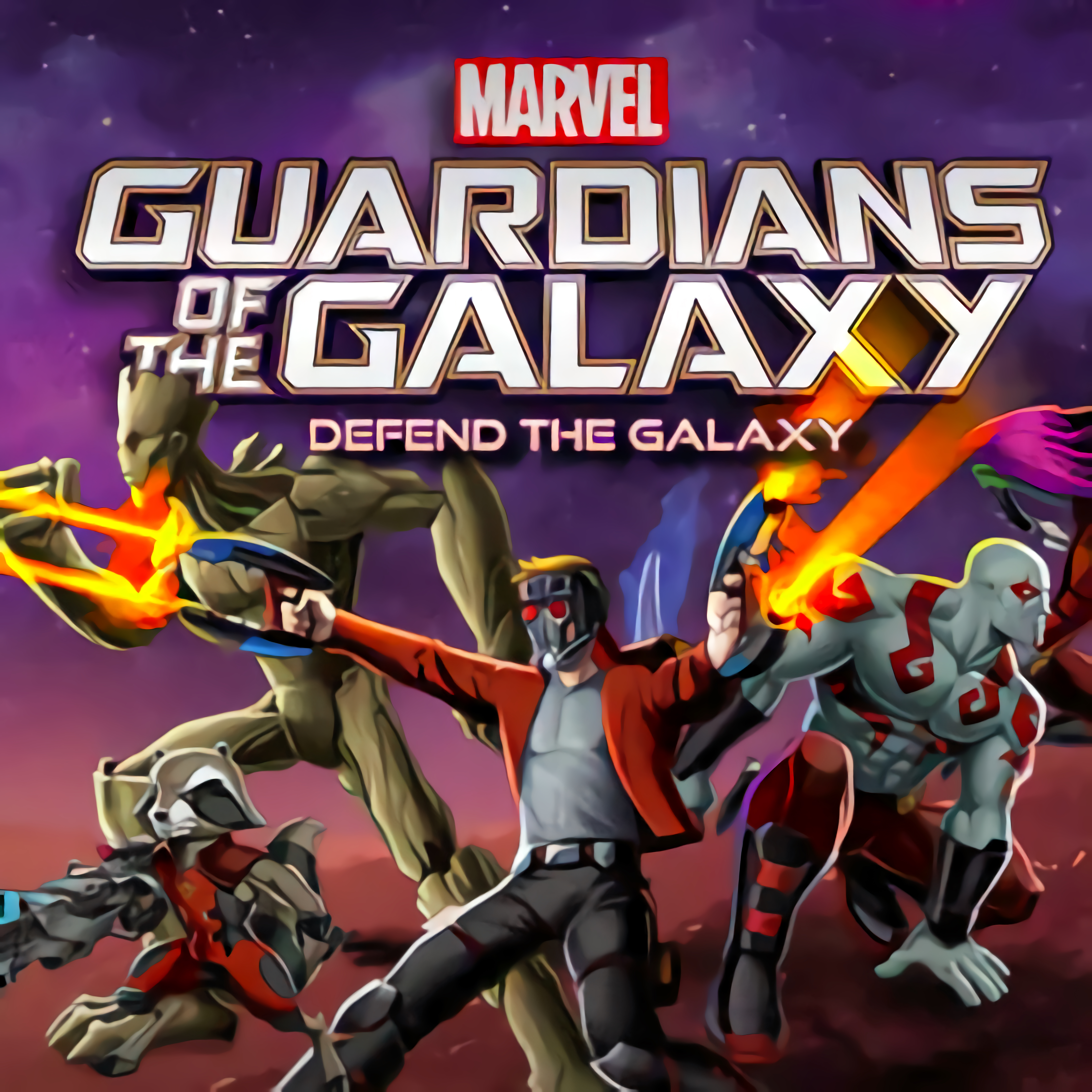 Defend The Galaxy - Guardians of the Galaxy