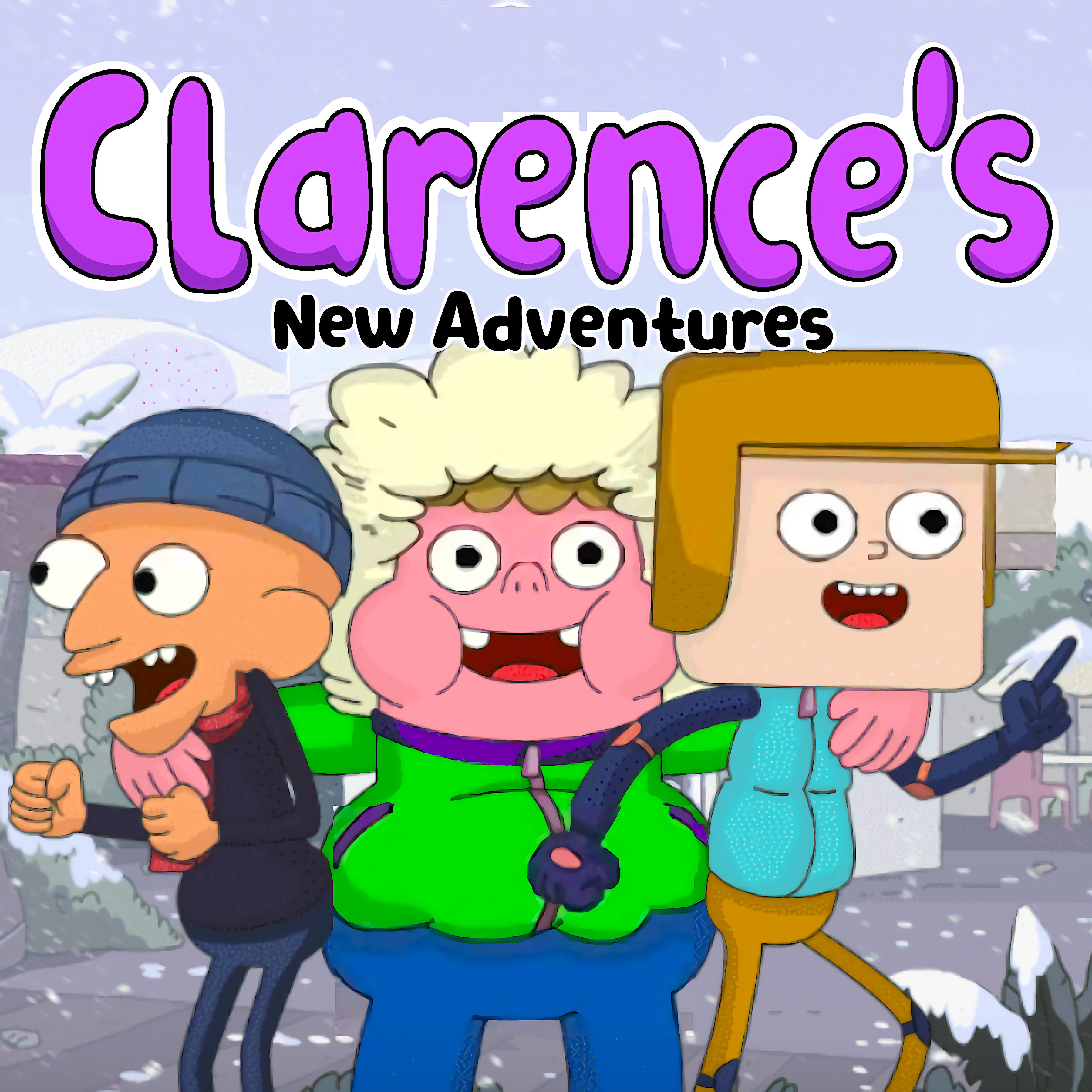 Zookeeper Caper - Clarence