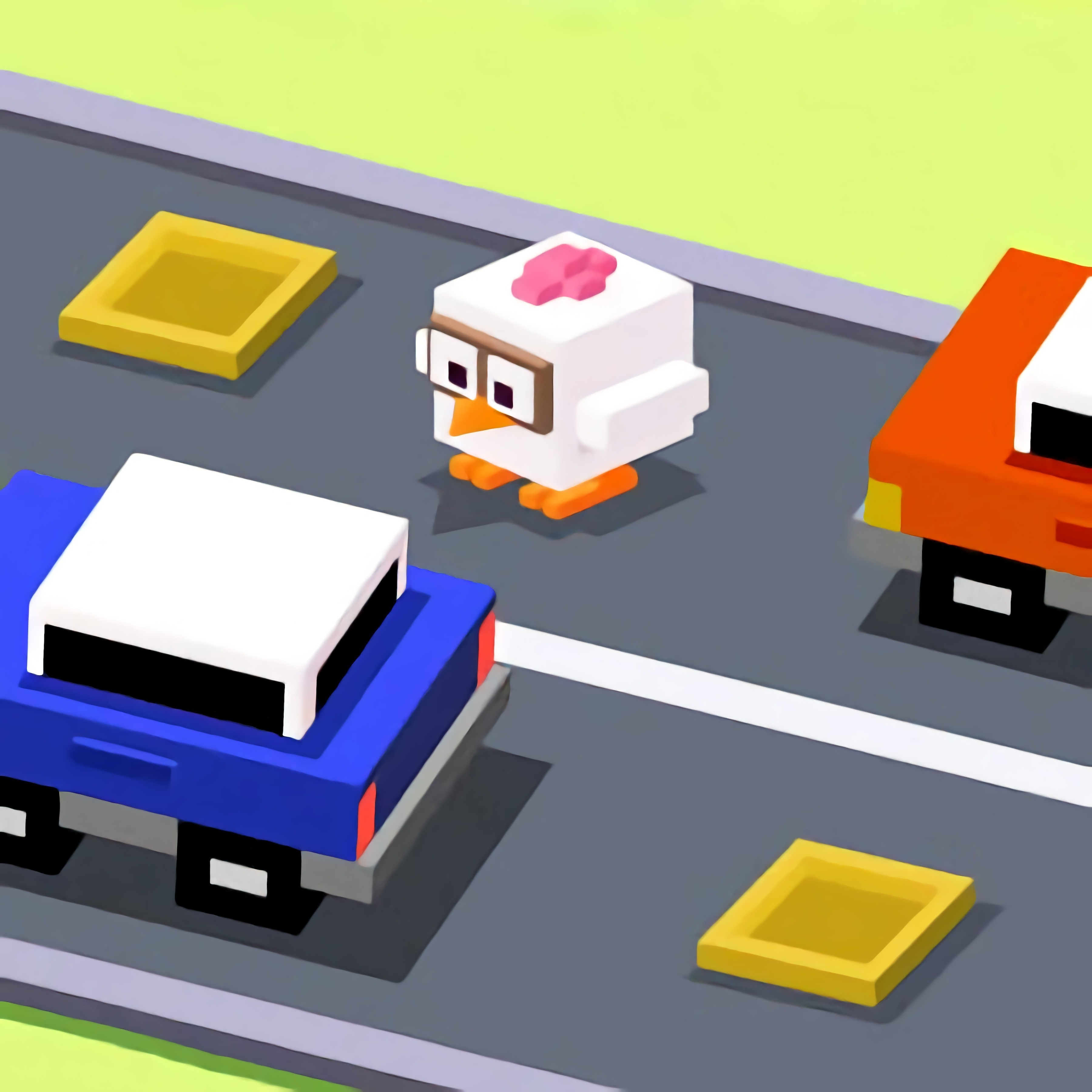 Road Crossing Games